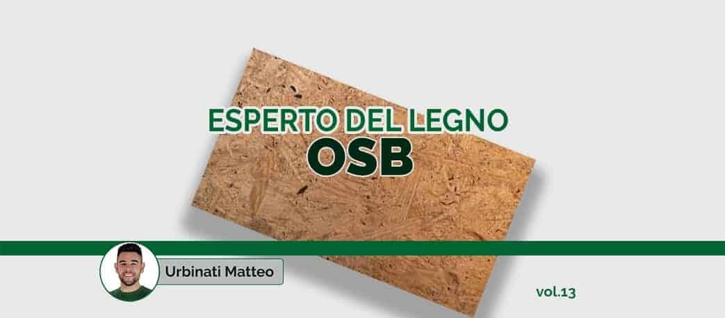 Pannelli OSB spiegati dall'esperto del legno