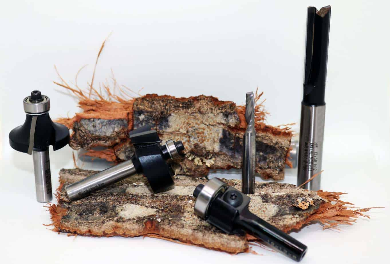 Frese Fraiser per legno elicoidali e sagomate