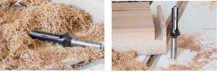 frese per legno di Fraiser Tools testate da LegnoLab