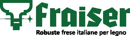 fraiser Robuste frese Italiane per legno